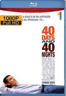 40 Dias Y 40 Noches [2002] [1080p BRrip] [Latino-Ingles] [HazroaH]