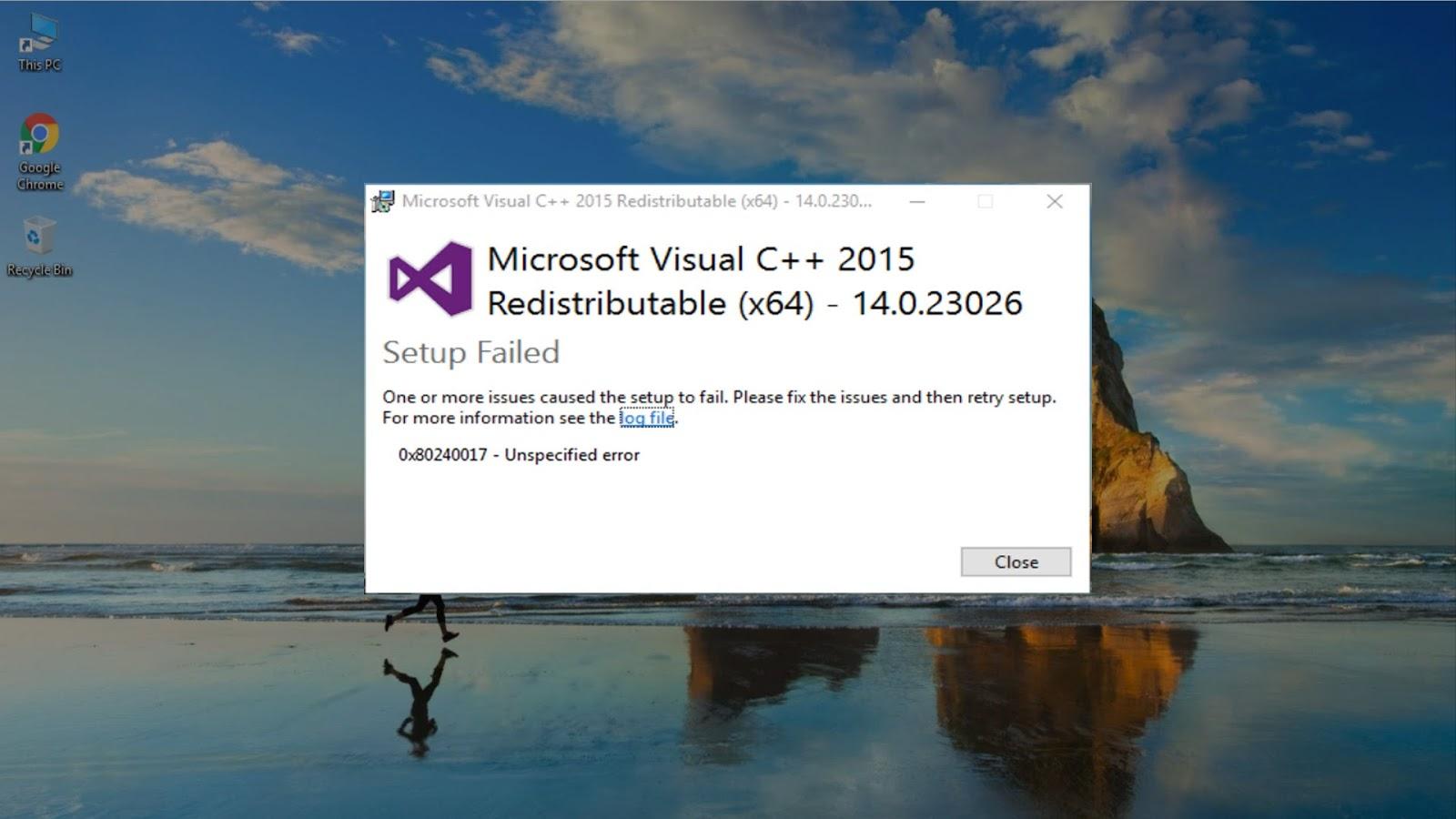 Animate CC 2018 RunTime Error Fixed   Microsoft Visual C++
