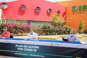 GUERRERO DESTINA A COVID-19 RECURSOS MAYORES A SU CAPACIDAD PRESUPUESTARIA: ASTUDILLO