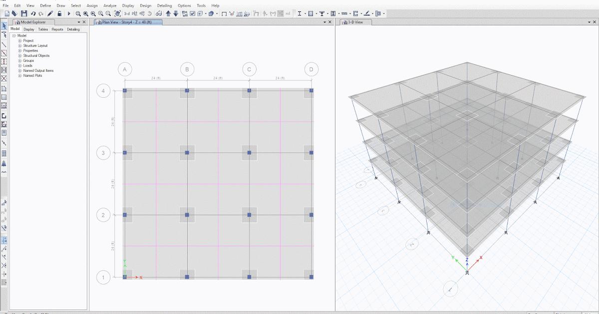 Download Etabs 2016 V16 2 0 X86 X64 Building Design