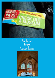 How to Get Free Museum Passes