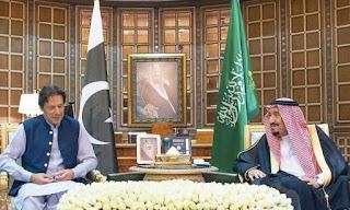 The threat of Pak-Saudi relations does not use language, Saudi declaration