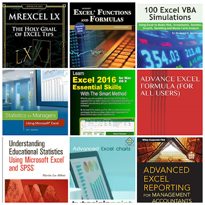 TOP 9 EXCEL AND VBA EBOOKS FREE DOWNLOAD ON EVBA.INFO WEEK 3-FEB 2020