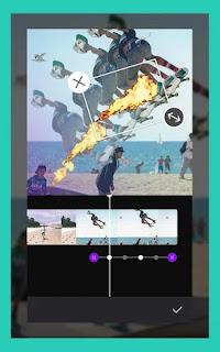 Mobile app for vfx