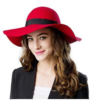 CBB Wool Floppy Hat