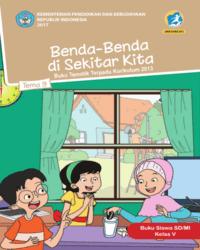 Buku tema 9 Siswa Kelas 5 k13 2017
