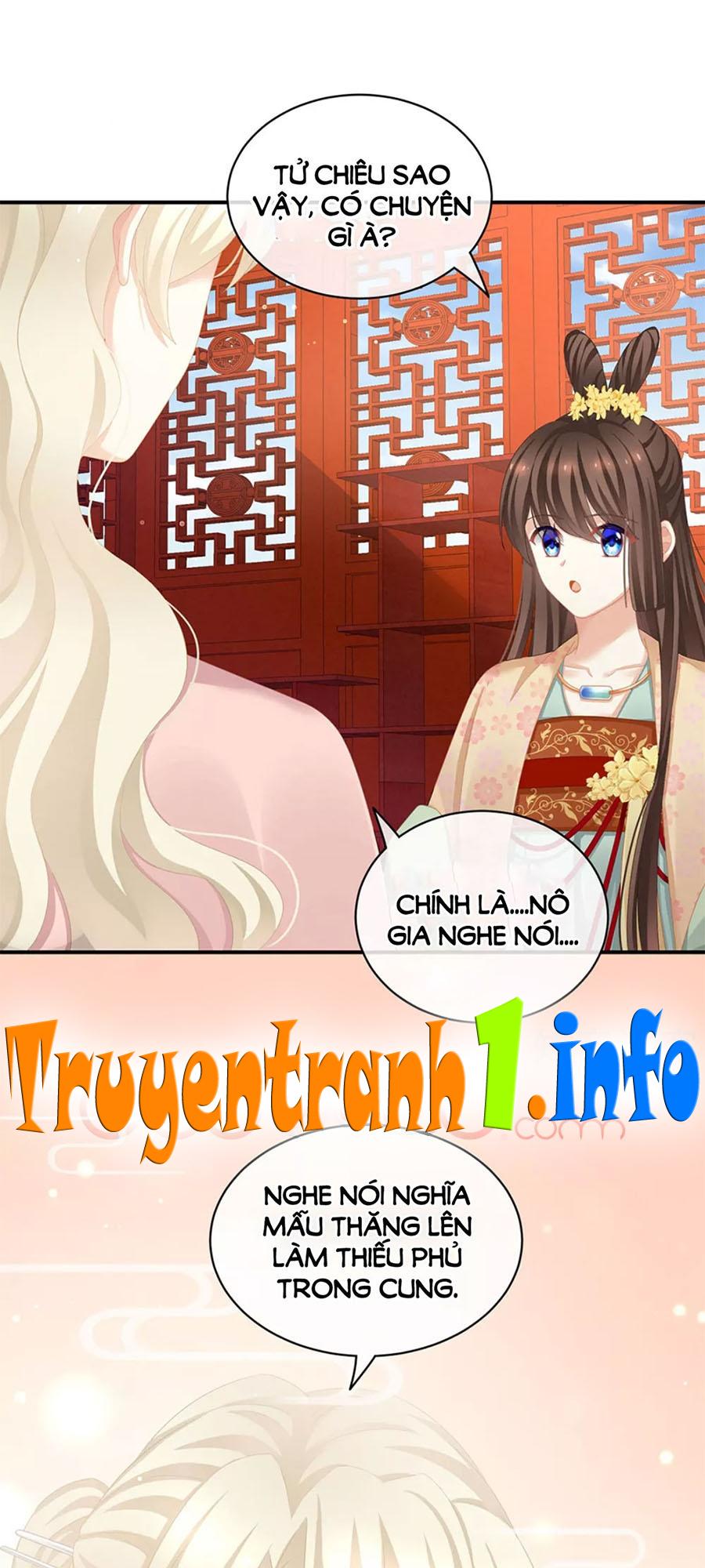 Hậu Cung Của Nữ Đế chap 117 - Trang 10
