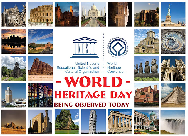 World Heritage Day being observed today 18 April 2018 - Daily Current Affairs