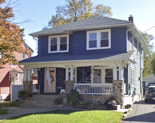 418 Woodlawn Ave, Collingswood, NJ Sears Americus • Testimonial house of Charles F. Kurtz •  Google streetview front view