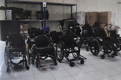 Sewa Kursi Roda di Bekasi, Tambun, Cikarang dan Sekitarnya