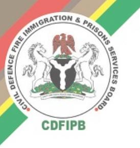 CDFIPB 2021 Recruitment Disclaimer Notice   Beware of Fraudsters