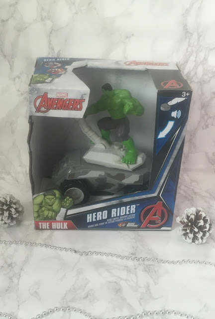 Hero Rider Hulk Superhero toy