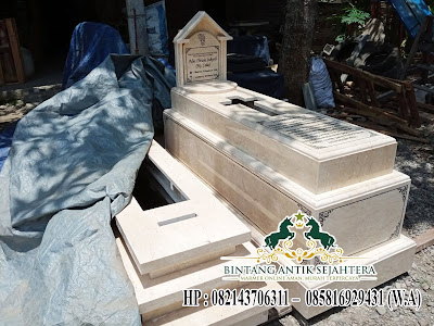 Makam Kristen Custom
