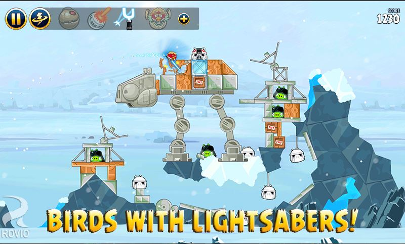 download Angry Birds Star Wars Mod apk 2