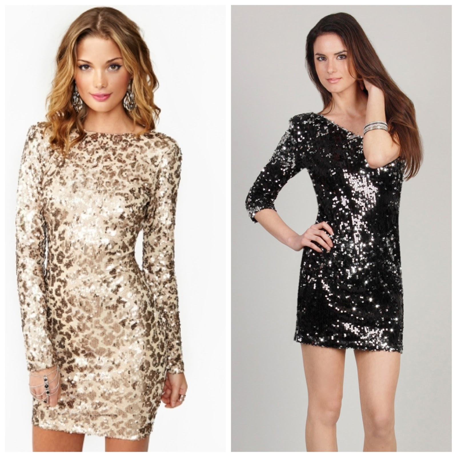 d28dcb011d34c Holiday Party Dresses: Sequin Edition | Tall Freckled Fashionista