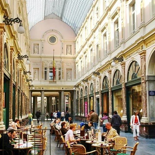 48 hours to discover famous entertainment spots in the Belgian capital
