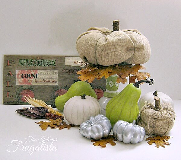 DIY Fall Pumpkin Ideas