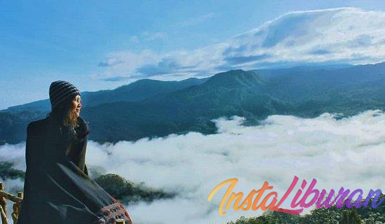 InstaLiburan - Gunung Luhur Lebak Banten Mendadak Viral