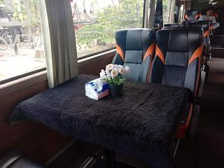 Arisan Dan Pengajian Diatas Bus? Bisa Banget Dengan Bus Cafe Kebumen PO Selera Masa