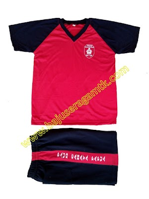 Seragam TK PAUD Model baju Olahraga TK PAUD