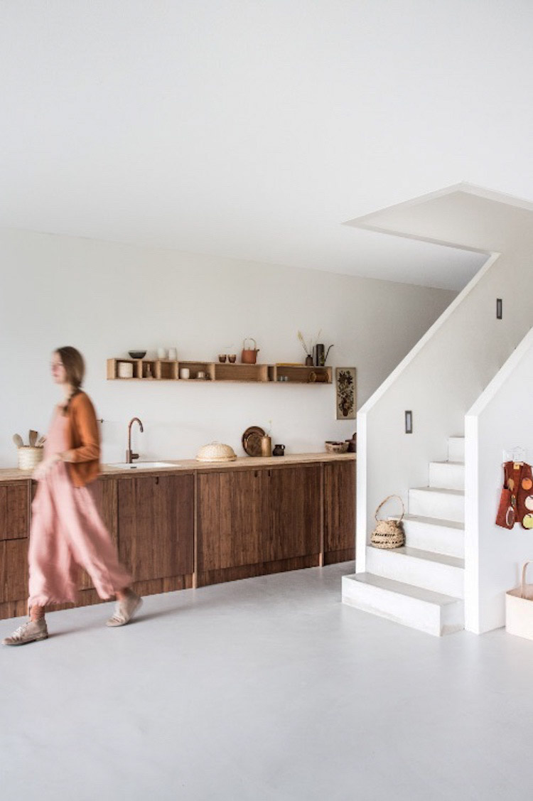 20 Ways To Add Warmth To Your Home With Wood - Sanne Hop Style