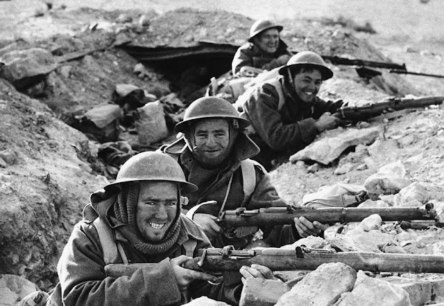 2 January 1941 worldwartwo.filminspector.com British infantry Bardia