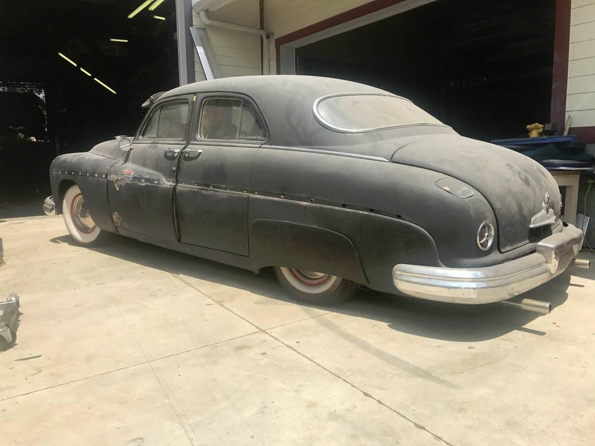 Daily Turismo: Rat Rod Lincoln: 1949 Lincoln Cosmopolitan