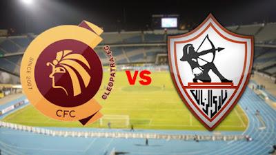 مشاهدة مباراة الزمالك ضد سيراميكا كليوباترا 11-3-2021 بث مباشر في الدوري المصري