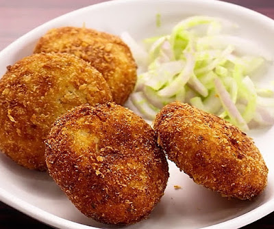 How to make dahi kebab