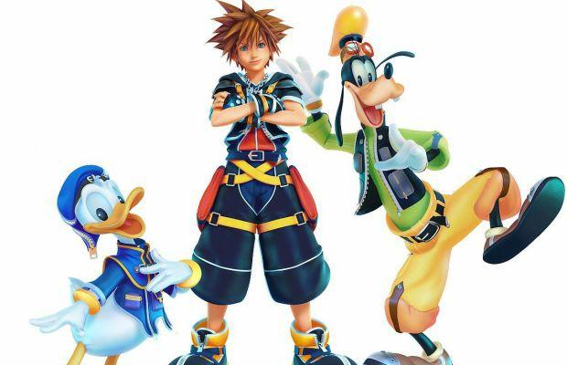 Kingdom Hearts pode ir para o Disney +