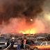 Incendio de cañaveral en el estado Aragua deja once fallecidos y dos heridos