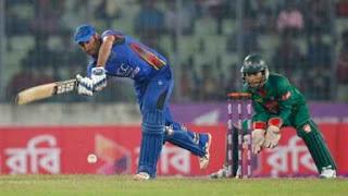 Bangladesh vs Afghanistan 2nd ODI 2016 Highlights