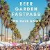 34th Annual Abbot Kinney Festival - Beer Garden Fast Pass | Venice, CA.