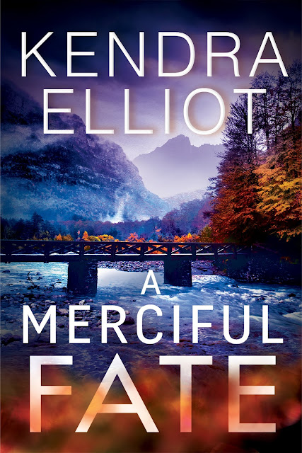 Excerpt, Kendra Elliot, A MERCIFUL FATE, Giveaway, Bea's Book Nook