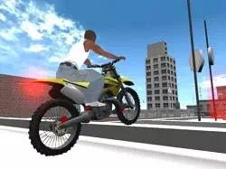 Motor Simülatörü - Gt Bike Simulator