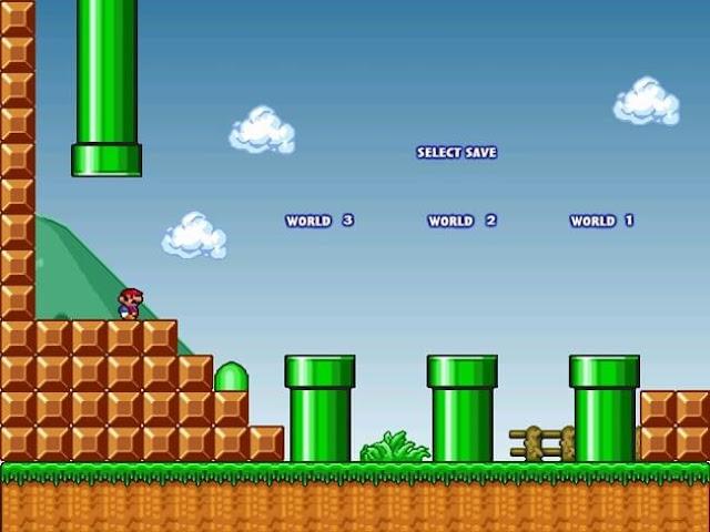 تحميل لعبة سوبر ماريو مضغوطة للكمبيوتر والاندرويد