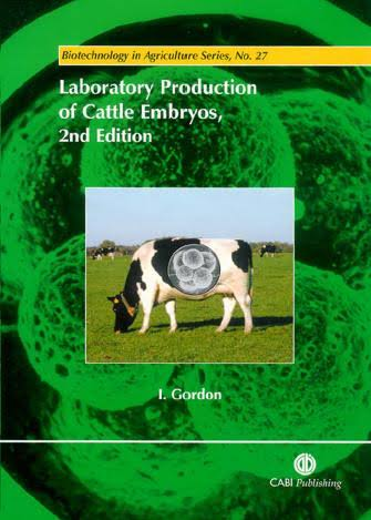 Laboratory production of cattle embryos  - WWW.VETBOOKSTORE.COM