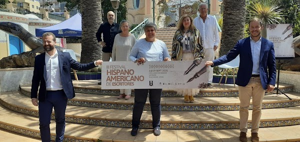 III Festival Hispanoamericano de Escritores 2020