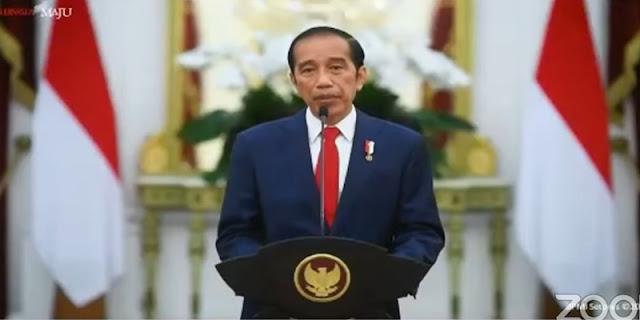 Tidak Hadir, Presiden Jokowi Kirim Video Ucapan Selamat Untuk Megawati