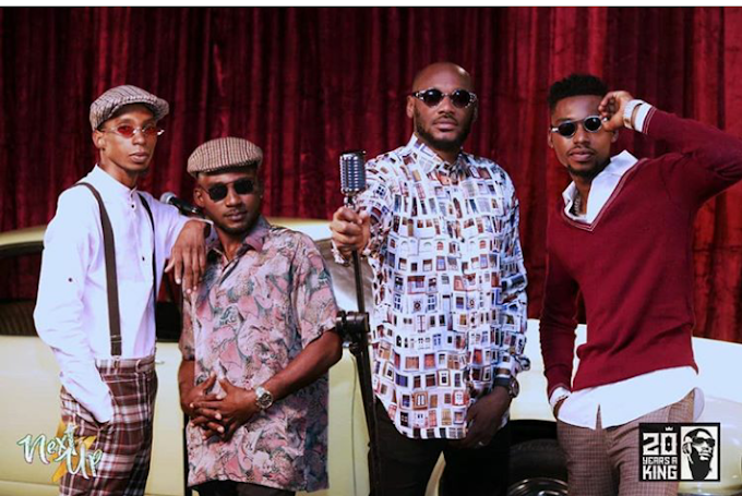 2Baba Introduce New Group Singers