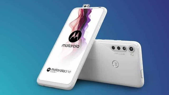 Motorola One Fusion+ With Pop-Up Selfie Camera, Launched in India