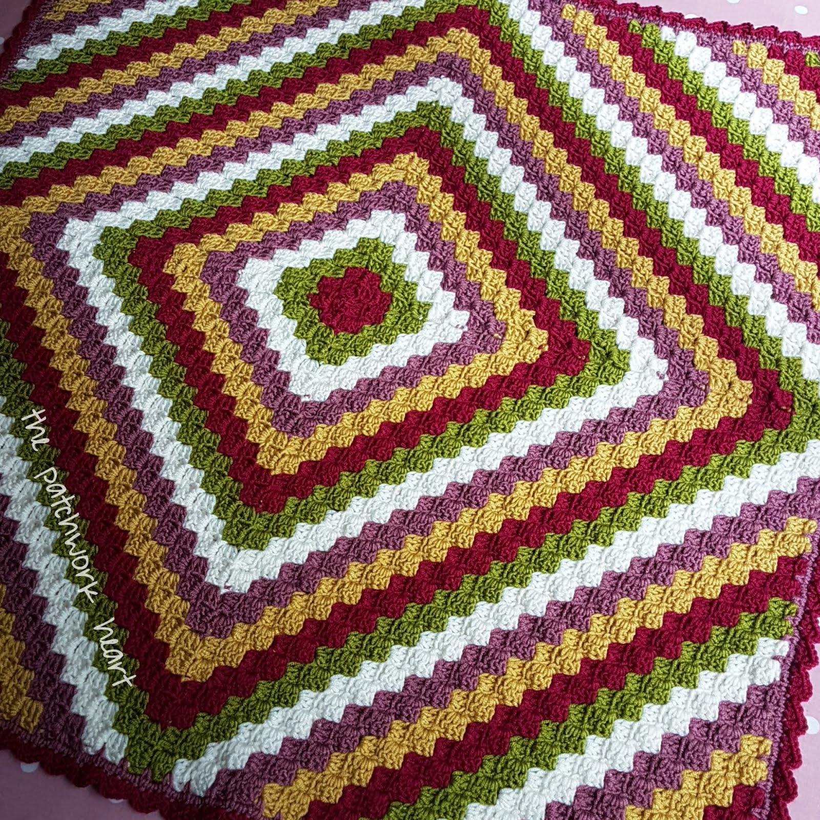 C2C Diamond blanket