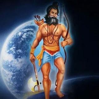 Srimad Divya Parshuram Ashtakam Stotram