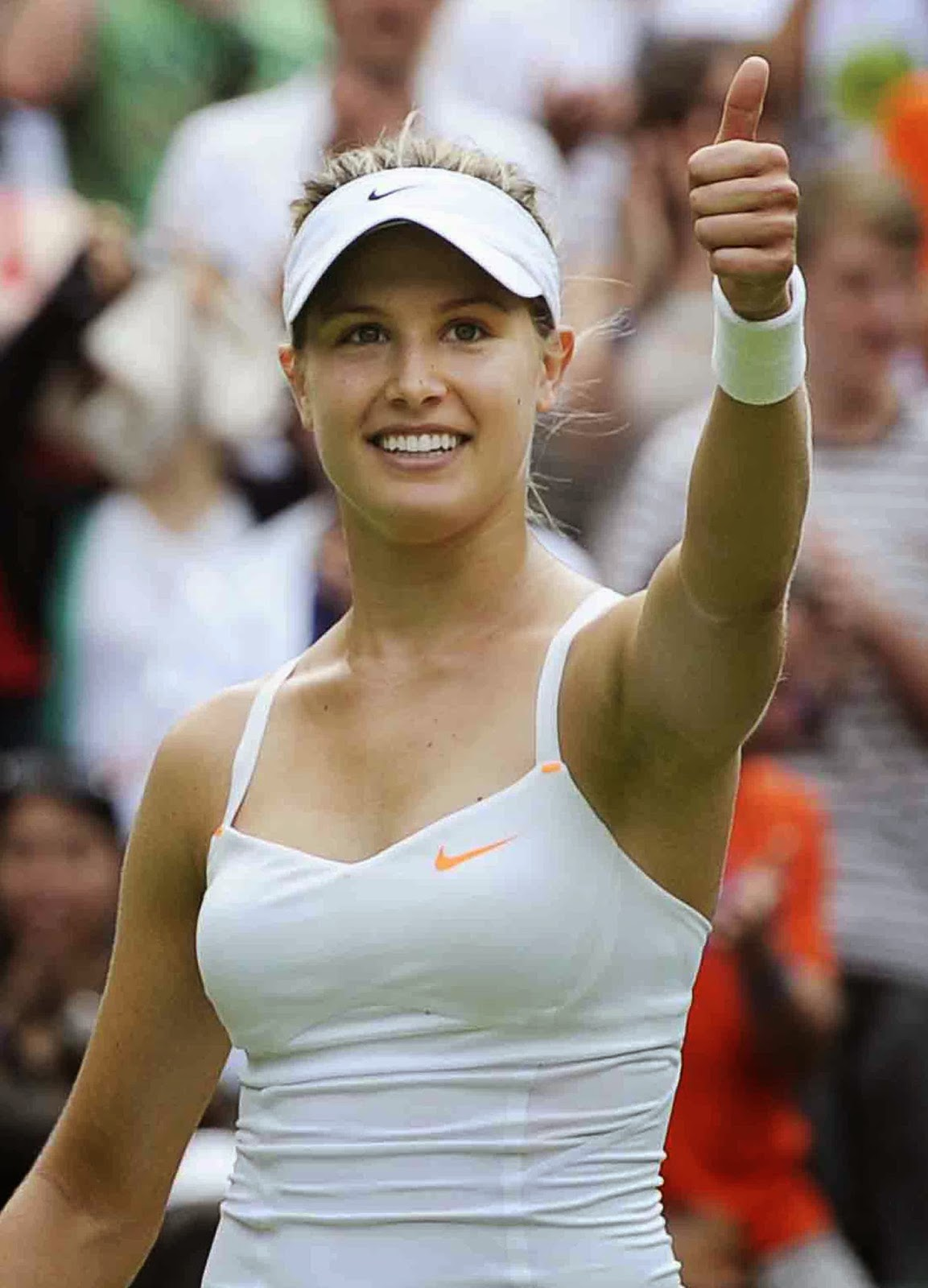 Bridals And Grooms Top 10 Hottest Female Tennis Players -7722