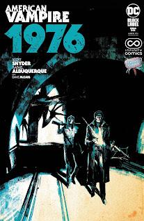 Se agrega el #02 de la serie regular de American Vampire 1976 gracias a la alianza 9 Reinos Cómics e Infinity Cómics