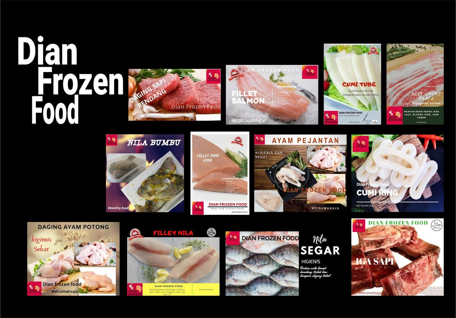 Katalog Digital Dian Frozen Food