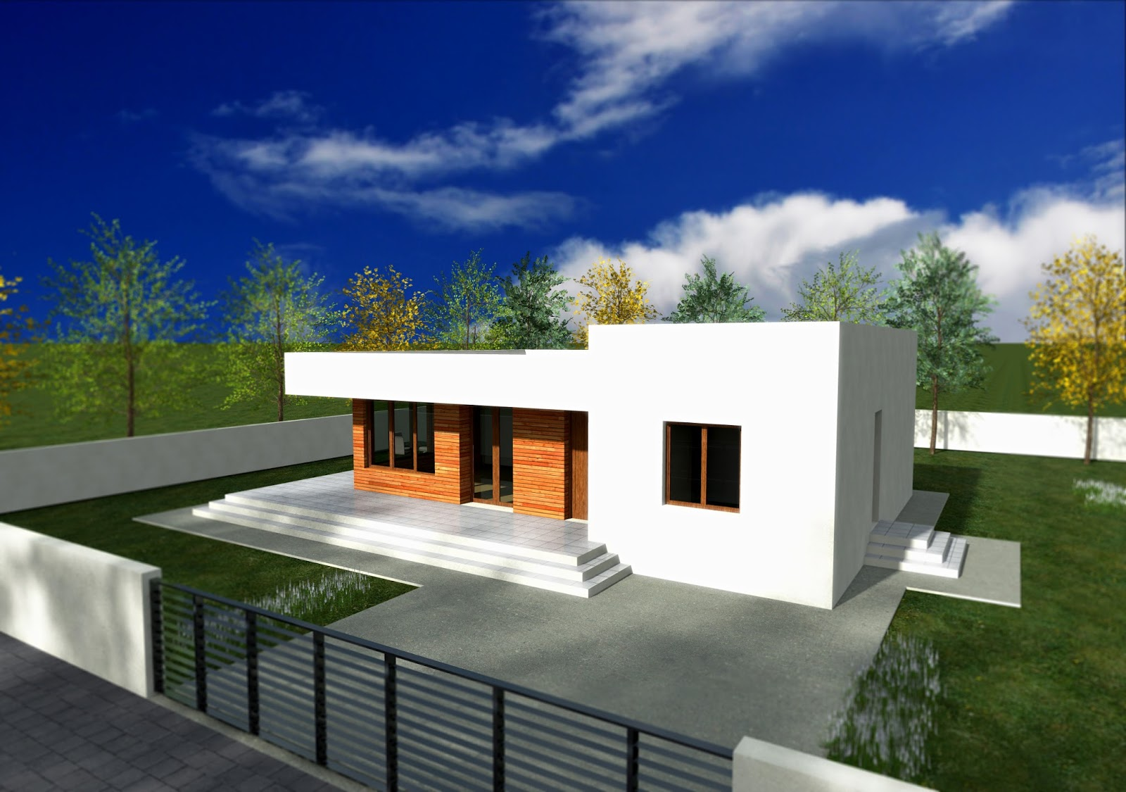 Want To Build A House Here Are Some Free Modern Home