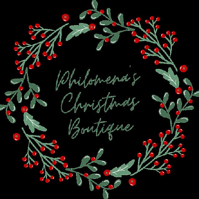 Philomena's Christmas Boutique, Christmas gift shop, mandy charlton, photographer, writer, blogger