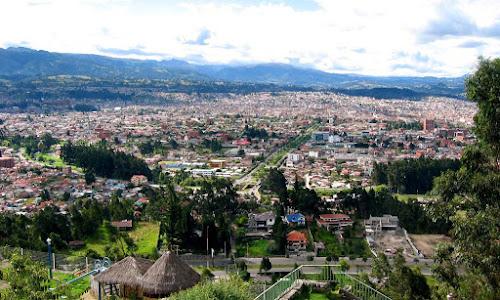 vista de Cuenca – Equador