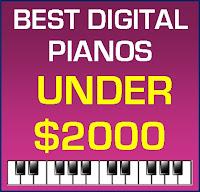 Best digital piano under $2000 - Reviews
